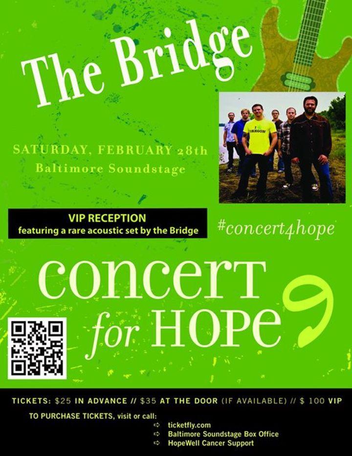 The Bridge Tour Dates