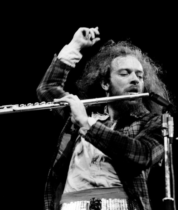 Ian Anderson @ Liverpool Philharmonic Hall - Liverpool, United Kingdom