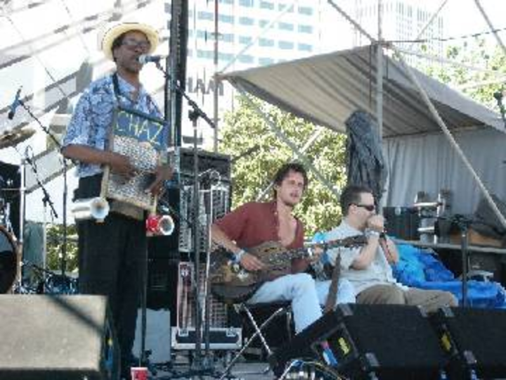 Washboard Chaz Blues Trio Tour Dates