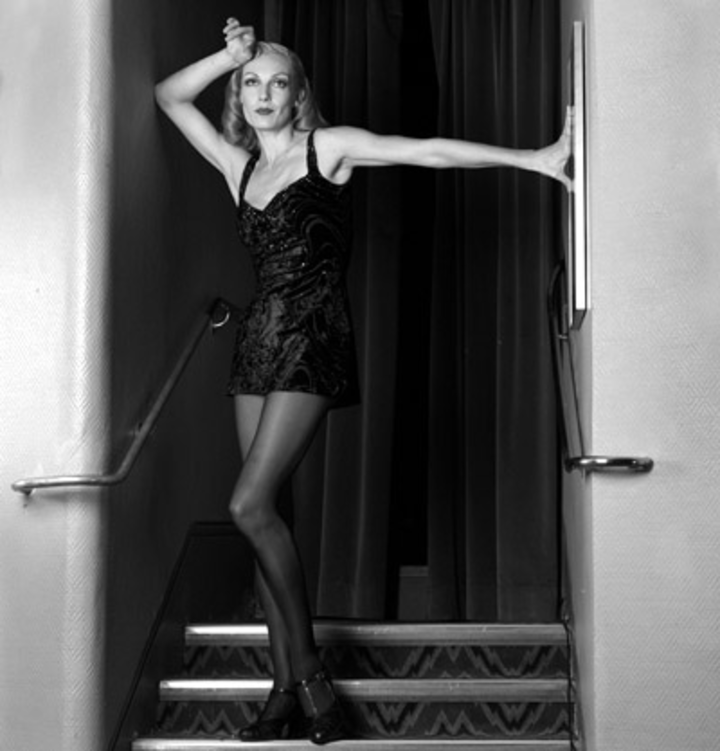Ute Lemper @ Queen's Hall, Edinburgh - Edinburgh, United Kingdom
