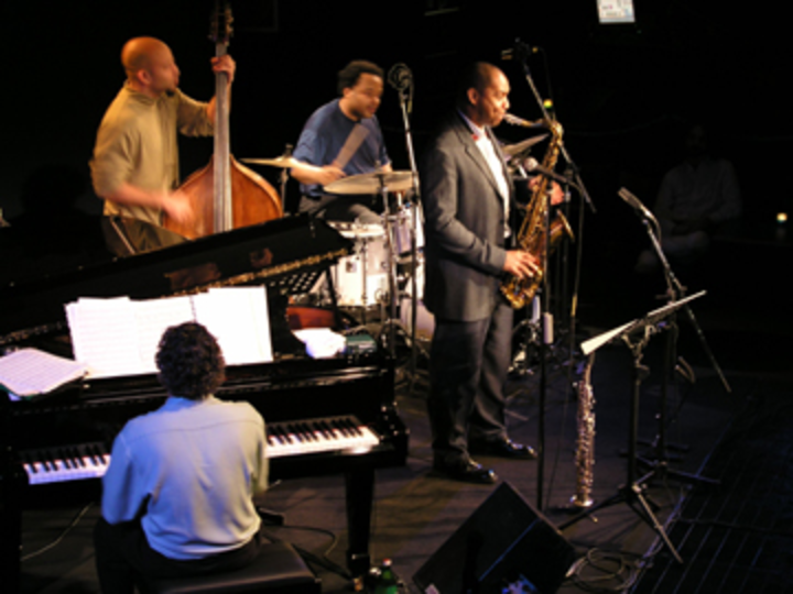 The Branford Marsalis Quartet @ Stadthalle - Singen, Germany