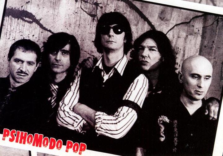 PSIHOMODO POP Tour Dates