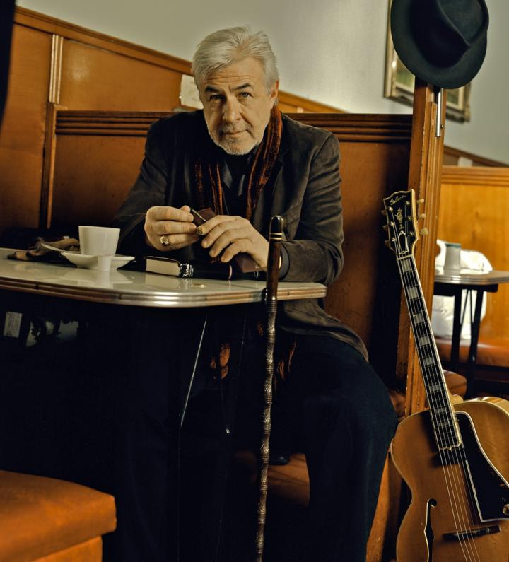 Jim Byrnes Tour Dates