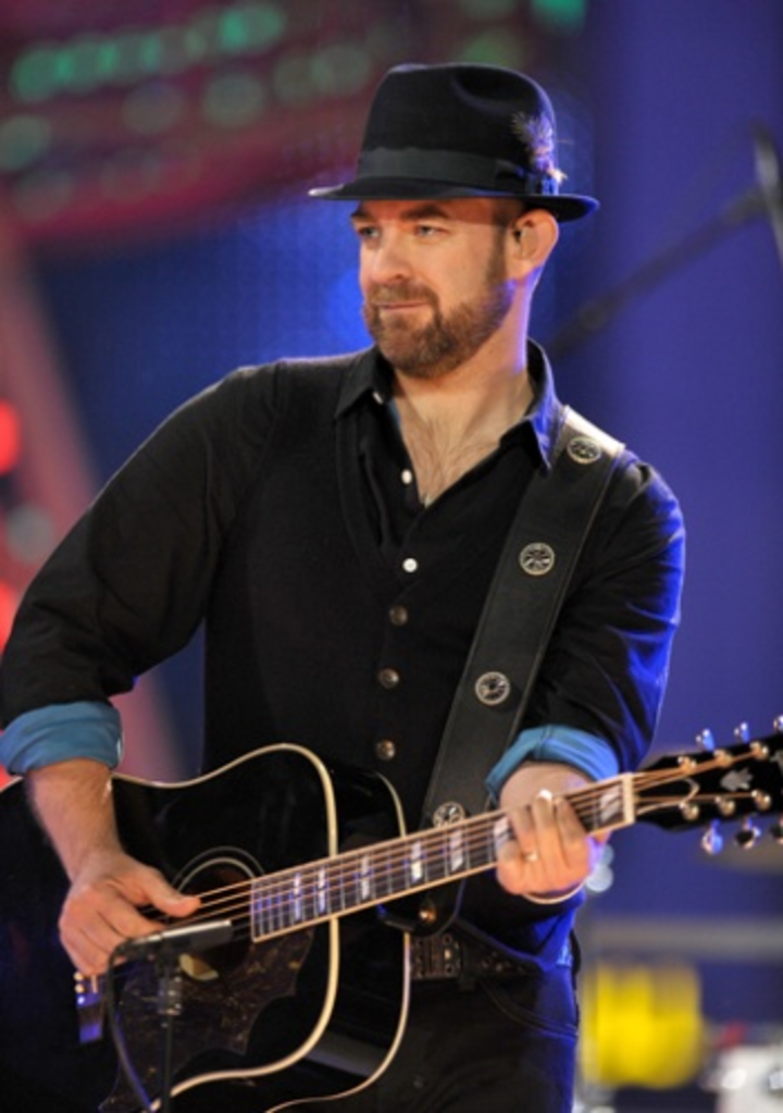 Kristian Bush @ Daytona International Speedway - Daytona Beach, FL