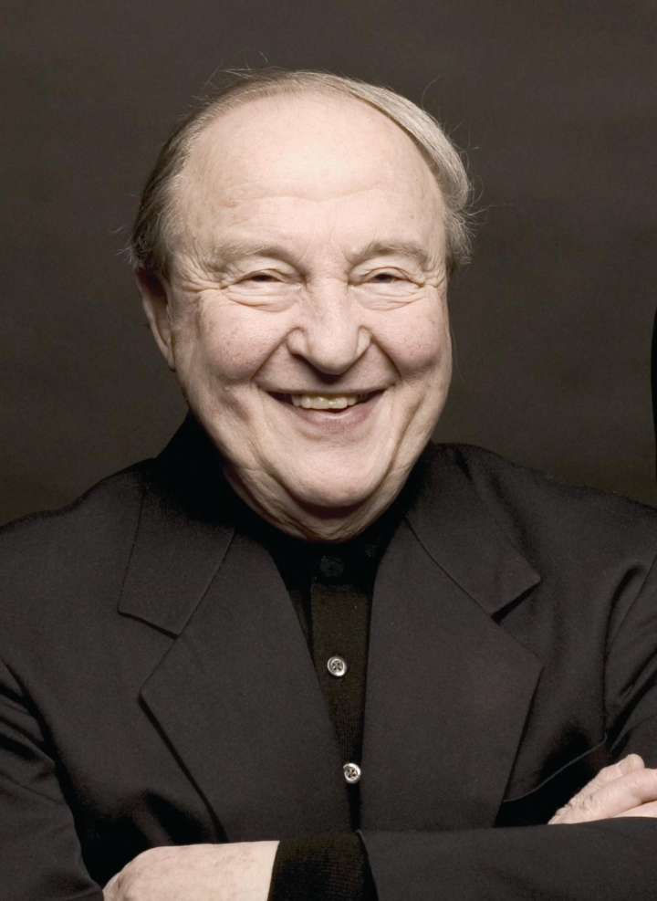 Menahem Pressler Tour Dates