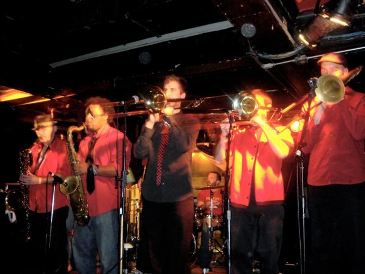 Lowdown Brass Band Tour Dates