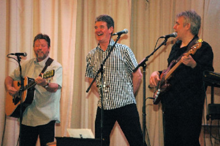 The Houghton Weavers @ Congleton Town Hall - Congleton, United Kingdom