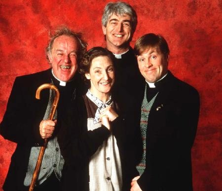 Father Ted Tour Dates
