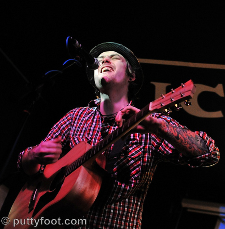 Gaz Brookfield @ Rescue Rooms - Nottingham, United Kingdom