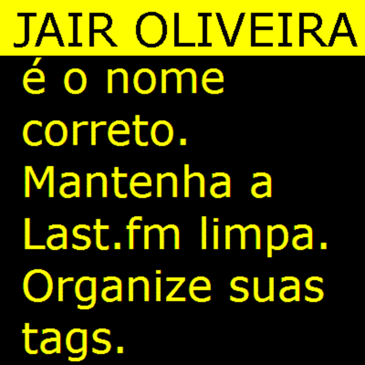 Jair de Oliveira Tour Dates