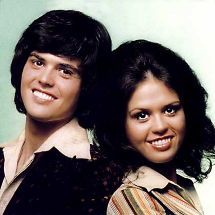Donny & Marie Osmond @ RUTH FINLEY PERSON THEATER - Santa Rosa, CA