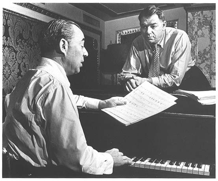 Richard Rodgers & Oscar Hammerstein II @ Palace Theatre Hollywood - Los Angeles, CA