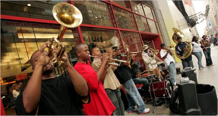 Hypnotic Brass Ensemble @ Carolina Theatre - Durham, NC