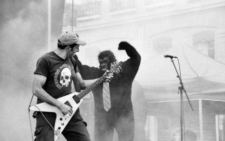 Brassen's Not Dead Tour Dates