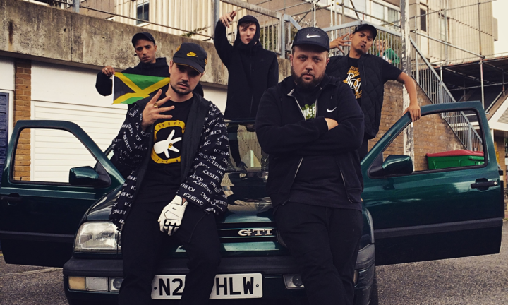 Kurupt Fm @ Roundhouse - London, United Kingdom
