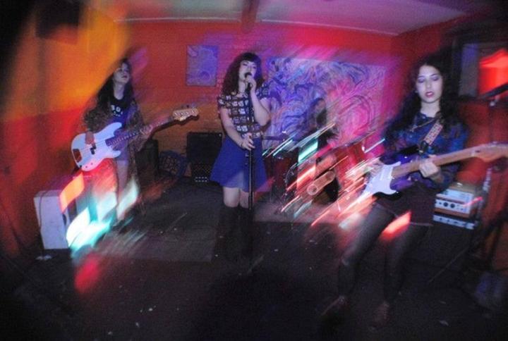 The Deadly Vipers @ El Club - Detroit, MI