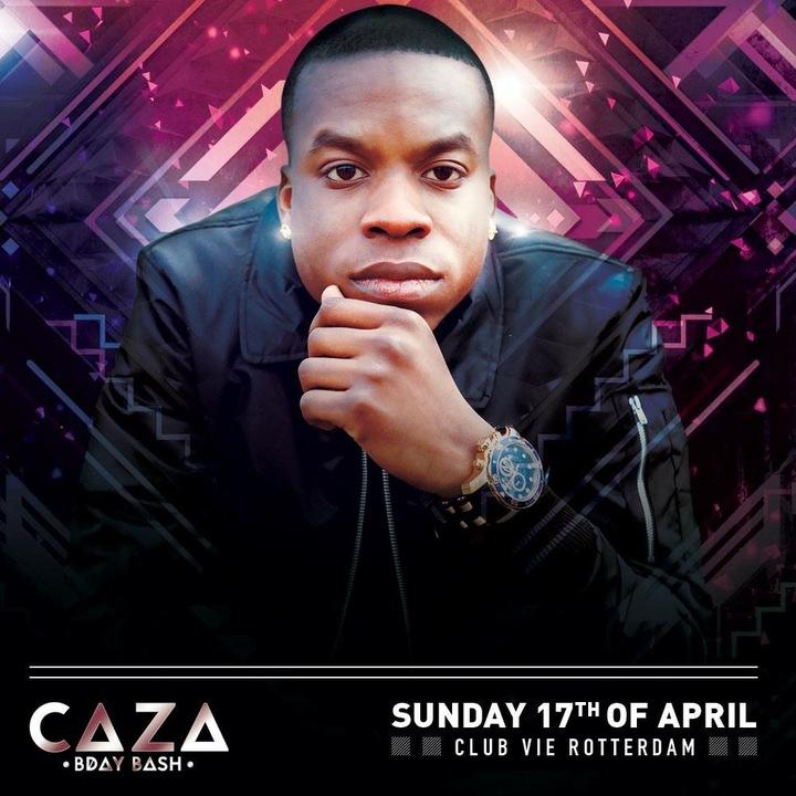 Caza Tour Dates