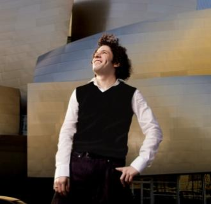 Gustavo Dudamel Tour Dates