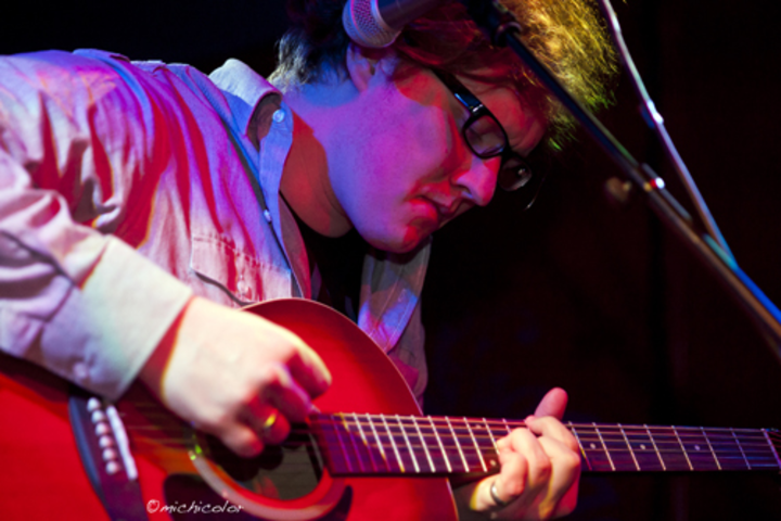 Kevin Pearce @ Kitchen Garden Cafe - Birmingham, United Kingdom