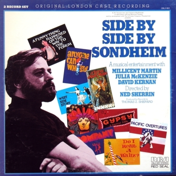 Side By Side By Sondheim @ The Taylor Performing Arts Center - Monrovia, CA