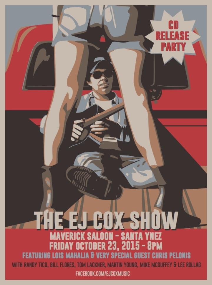 EJ Cox @ The Maverick Saloon