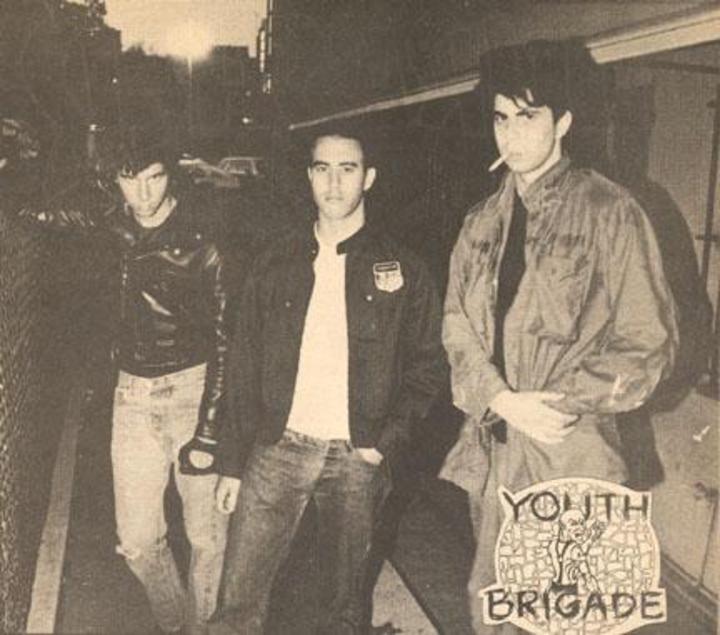 Youth Brigade Tour Dates