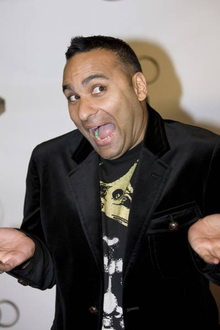 Russell Peters @ Comedy Connection-MA - Boston, MA