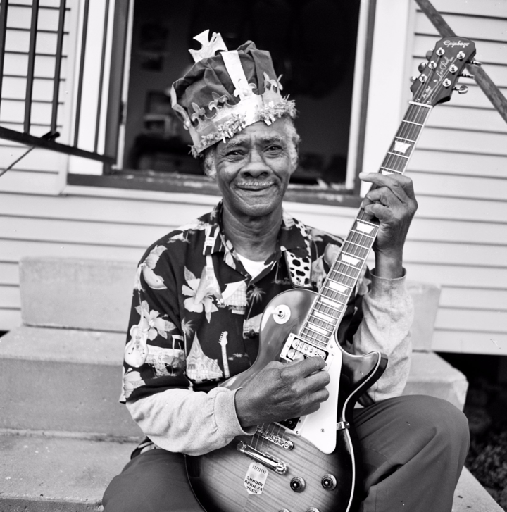 Little Freddie King Tour Dates