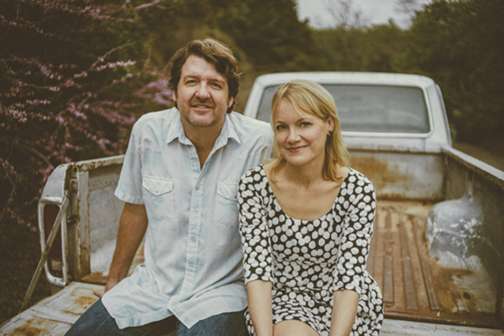Bruce Robison & Kelly Willis @ Gruene Hall - New Braunfels, TX