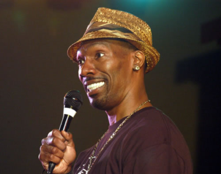 Charlie Murphy @ Richmond Coliseum - Richmond, VA