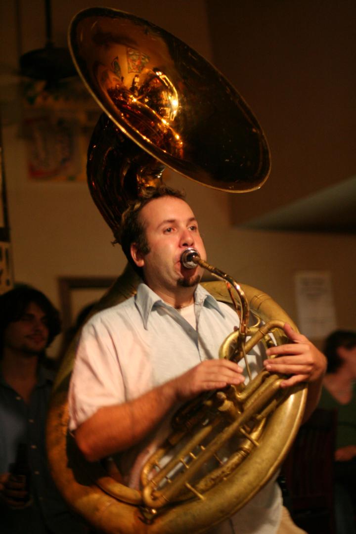 Panorama Jazz Band Tour Dates