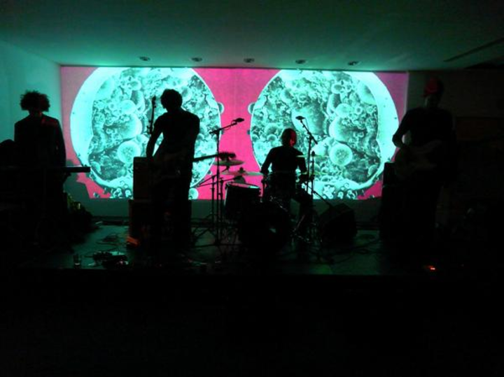 The Oscillation Tour Dates