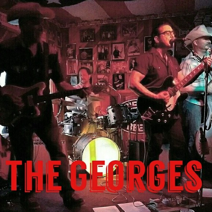The Georges @ Sam's Burger Joint - San Antonio, TX