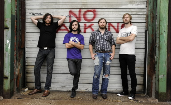 J. Roddy Walston & The Business @ U.S. Cellular Stage at the Bijou Theatre - Knoxville, TN
