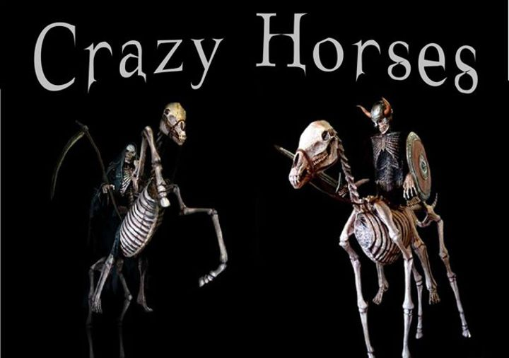 crazy Horses Tour Dates