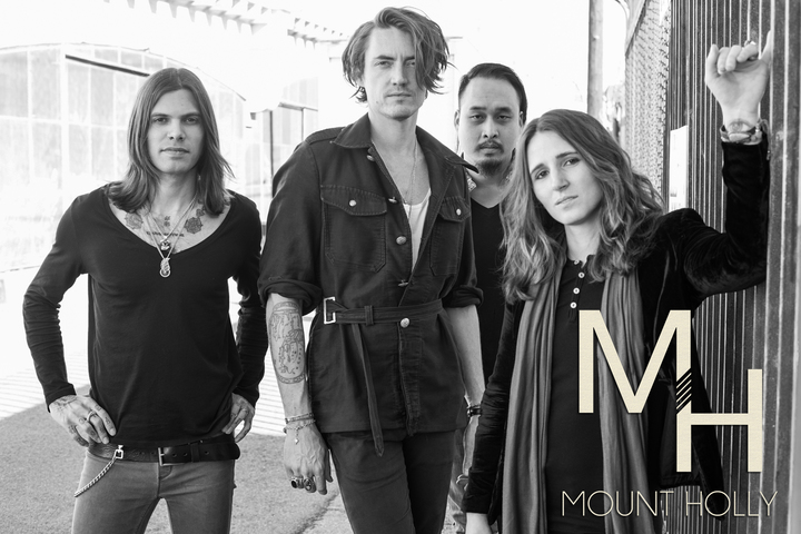 MOUNT HOLLY Tour Dates