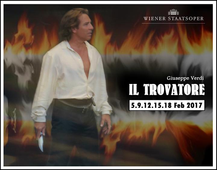 Roberto Alagna @ IL TROVATORE (Wiener Staatsoper) - Vienna, Austria