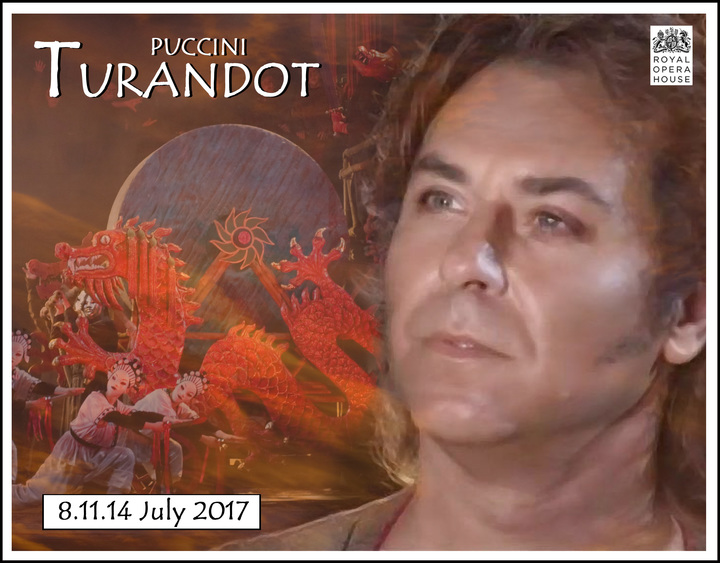 Roberto Alagna @ TURANDOT (ROH) - London, United Kingdom