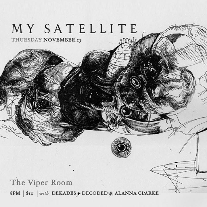 My Satellite @ Cafe Du Nord - San Francisco, CA