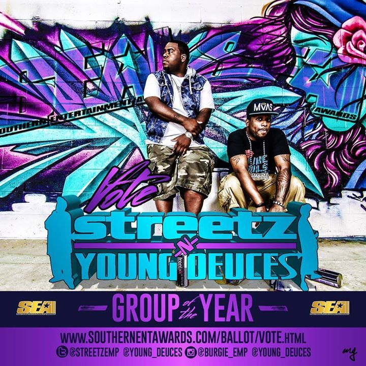 Streetz -n- Young Deuces @ Mad Planet - Milwaukee, WI