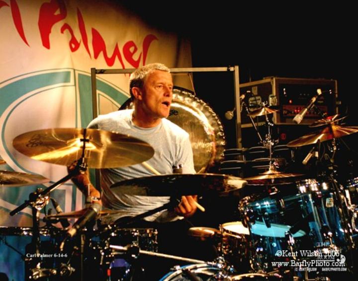 Carl Palmer Band Tour Dates