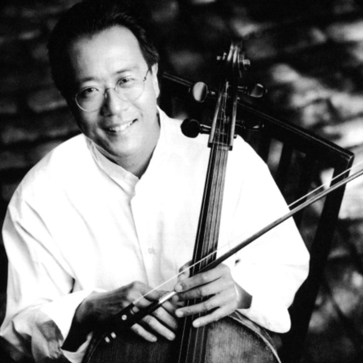 Yo-Yo Ma @ Boston Symphony Hall - Boston, MA