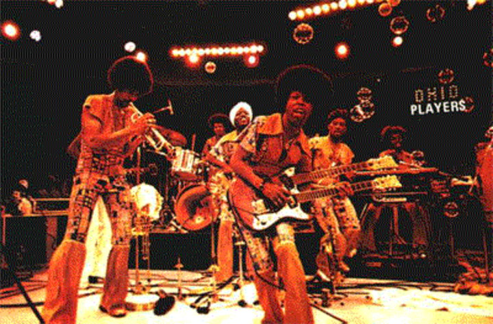 Ohio Players @ Horseshoe Casino's Bluesville - Robinsonville, MS