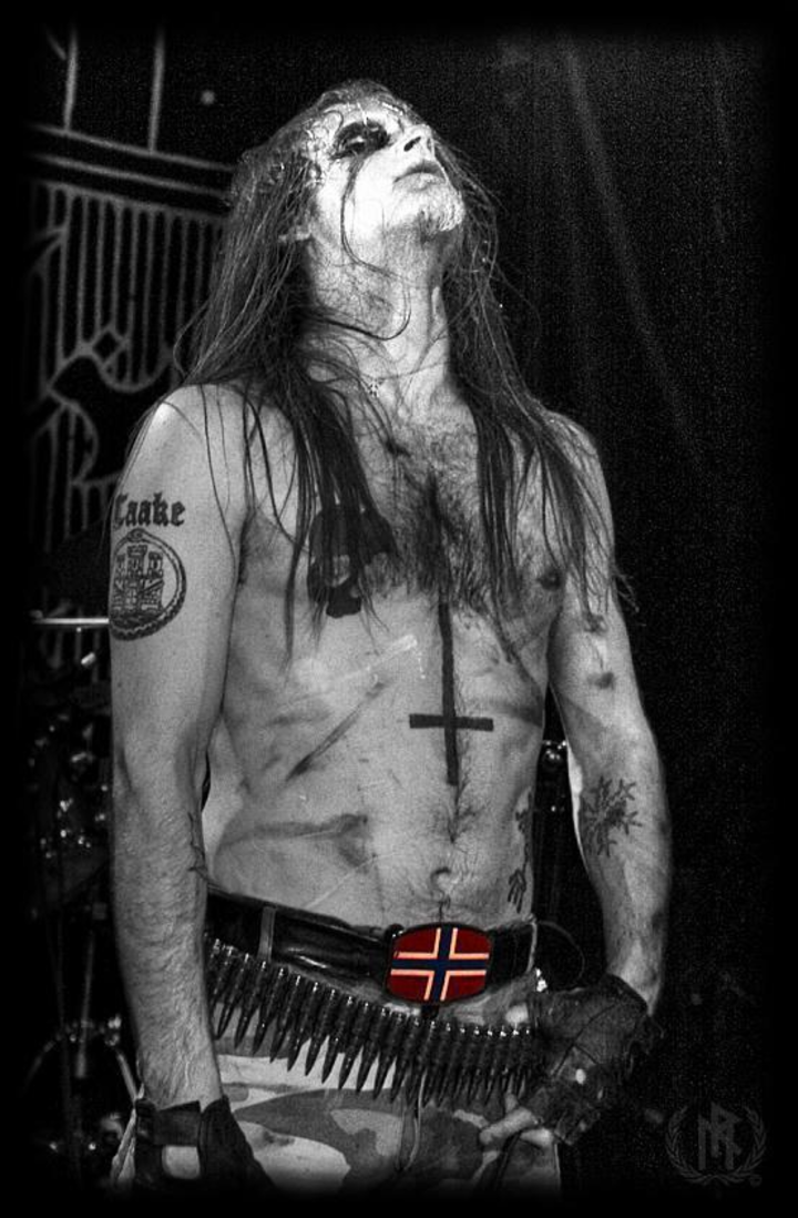 Taake @ Petit Bain - Paris, France