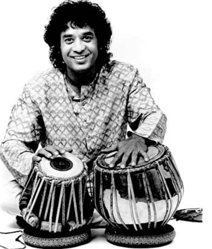 Zakir Hussain @ Royce Hall - Los Angeles, CA