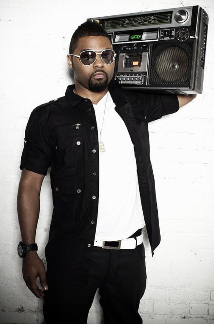 Musiq Soulchild @ Whitney Hall @ The Kentucky Center - Louisville, KY
