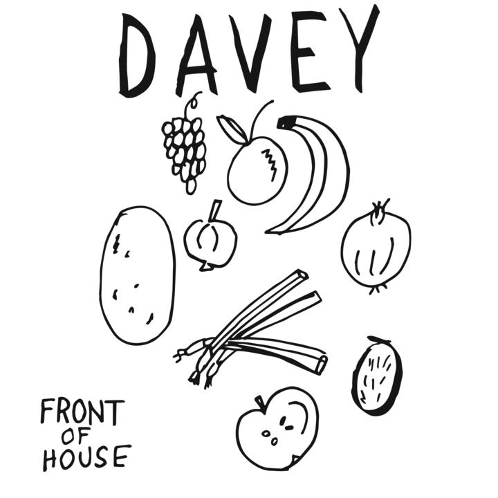 Davey Tour Dates