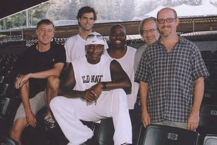 Bruce Hornsby & The Noisemakers @ James Devin Moncus Theatre - Lafayette, LA