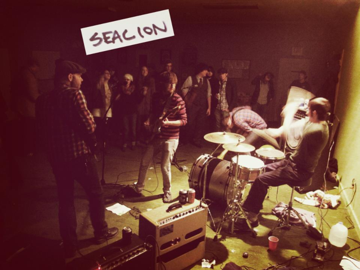 Sealion @ Lola's Saloon - Fort Worth, TX