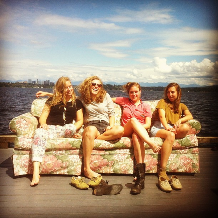 Chastity Belt Tour Dates